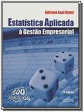 Estatistica aplicada a gestao empresarial - Atlas