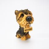 Estátua Cachorro Yorkshire - Lyor classic