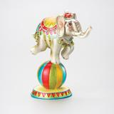 Estátua Elefante em Cima da Bola - Lyor design