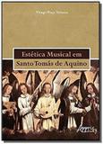 Estetica musical em santo tomas de aquino - appris