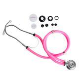 Estetoscópio Rappaport Premium - Rosa