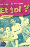 Et toi 3 (a2) -  dvd importado + livret - Didier/ hatier