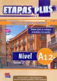 Etapas plus a1.2 - libro del alumno + cd - Edinumen