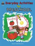 Everyday activities for preschool - Teacher created materials