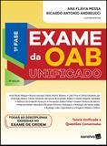 Exame da OAB Unificado - 1ª Fase - 9ª Edição (2019) - Saraiva