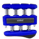 Exercitador para Dedos Intensidade Forte - Finger Grip - LiveUp - Azul
