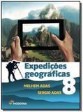Expedicoes geograficas - 8 ano - Moderna