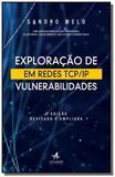 Exploracao de vulnerabilidades em redes tcp/ip - 3 - Alta books