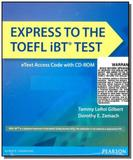 Express to the toefl ibt test etext (folder with a - Pearson