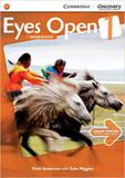 Eyes open 1 - workbook with online practice - Cambridge university press do brasil