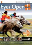 Eyes open 1a combo sb with online wb and online practice - 1st ed - Cambridge university