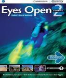 Eyes Open 2 - Combo B - With Online Workbook And Online Practice - Cambridge