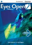 Eyes open 2 wb with online practice - 1st ed - Cambridge university