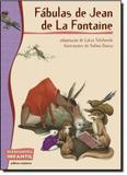 Fábulas de Jean de La Fontaine - Coleção Reencontro Infantil - Scipione (paradidaticos) - grupo somos