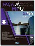 FAcA JÁ - MPU (2.889 QUESToES GABARITADAS) - Alfacon concursos publicos