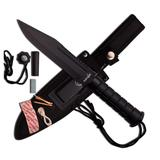 Faca Sobrevivência Com Kit Master Cutlery
