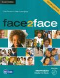 Face2face intermediate sb with dvd-rom - 2nd ed - Cambridge university