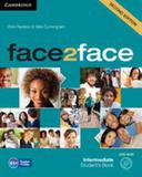 Face2face - intermediate - students book with dvd-rom - second edition - Cambridge university press do brasil