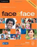 Face2face starter sb with dvd-rom - 2nd ed - Cambridge university
