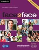 Face2face upper intermediate sb/wb online with dvd-rom - 2nd ed - Cambridge university