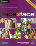 Face2face upper intermediate sb with dvd-rom - 2nd ed - Cambridge university