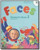 Faces 2 students book pack sbcdsticker pack - Macmillan