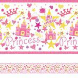 Faixa Decorativa Adesiva Infantil Princesa 5mx10cm - Quartinhos