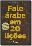 Fale arabe em 20 licoes - inclui 2 cds - Disal