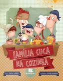 Familia cuca na cozinha - Bamboozinho