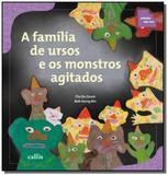 Familia de ursos e os monstros agitados, a - Callis