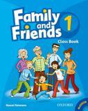 Family and friends 1 cb with multirom pack - 1st ed - Oxford especial