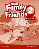Family and friends 2 wb - 2nd ed - Oxford university