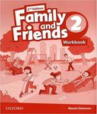 Family And Friends 2 - Workbook - 02 Ed - Oxford
