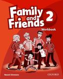 Family And Friends - Level 2 - Workbook - Oxford