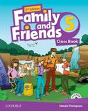 Family And Friends - Level 5 - Class Book Pack - Second Edition - Oxford