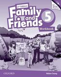 Family And Friends - Level 5 - Workbook  Online Skills Practice Pack - Second Edition - Oxford