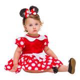 Fantasia Disney Minnie Baby - Rubies