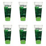 Farmax Creme De Massagem Arnica E Sport 160g (Kit C/06)