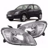 Farol celta/prisma 2007 2008 2009 2010 2011 2012 - Chevrolet