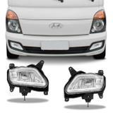 Farol Milha Hyundai HR 2013 2014 2015 2016 2017 2018 2019 Auxiliar Neblina - Prime