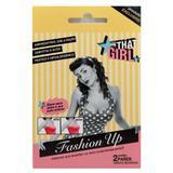 Fashion Up That Girl - Adesivos Descatáveis para os Seios