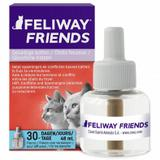 Feliway Refil Friends De 48ml Para Difusor Elétrico Só Refil - Ceva