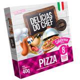 Festa Kit Aniversário Pet Para Cães Rodízio De Pizza - Petitos