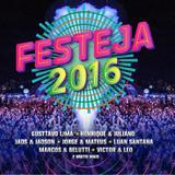 Festeja 2016 - CD - Som livre