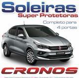 Fiat Cronos Soleiras Super Protetoras 4 Portas - Mrmagoo