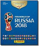 Fifa world cup russia 2018 - cd + 12 envelopes - Panini