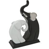 Figurino de Elefante Black and White - Prestige