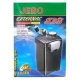 Filtro Canister Jebo 838 Preto 1200l/h 110v