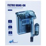 Filtro externo hang on slim wb-280 280l/h p/ aquarios até 56l 127v - Waterbear