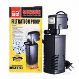 Filtro Interno C/ Bomba Sunsun Jp022f 600l/h P/ Aquário 220v